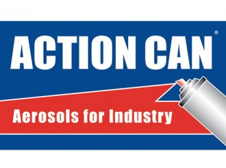 iSigns now distributing market leading aerosols, ACTION CAN!